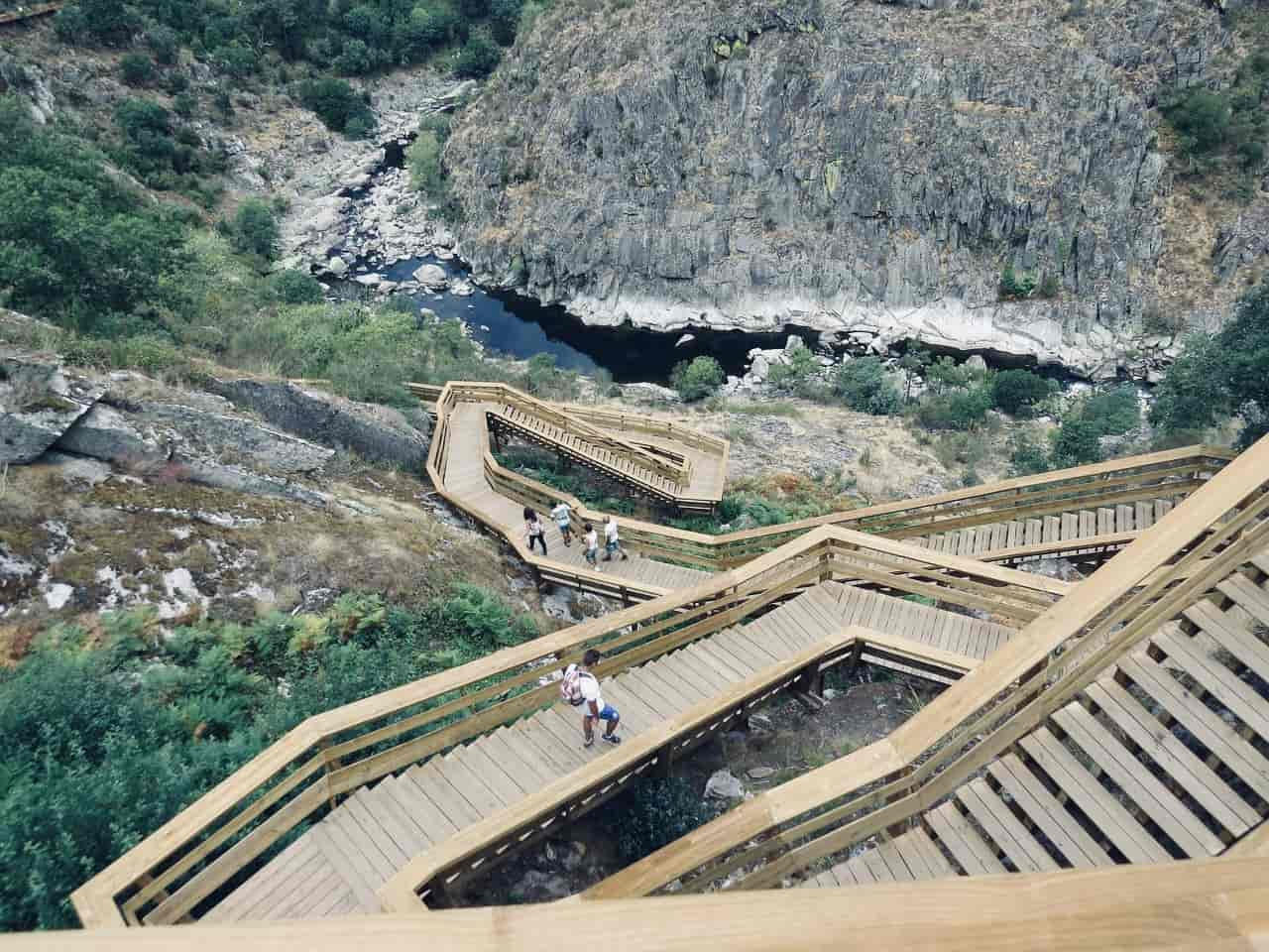 porto day trips paiva walkways