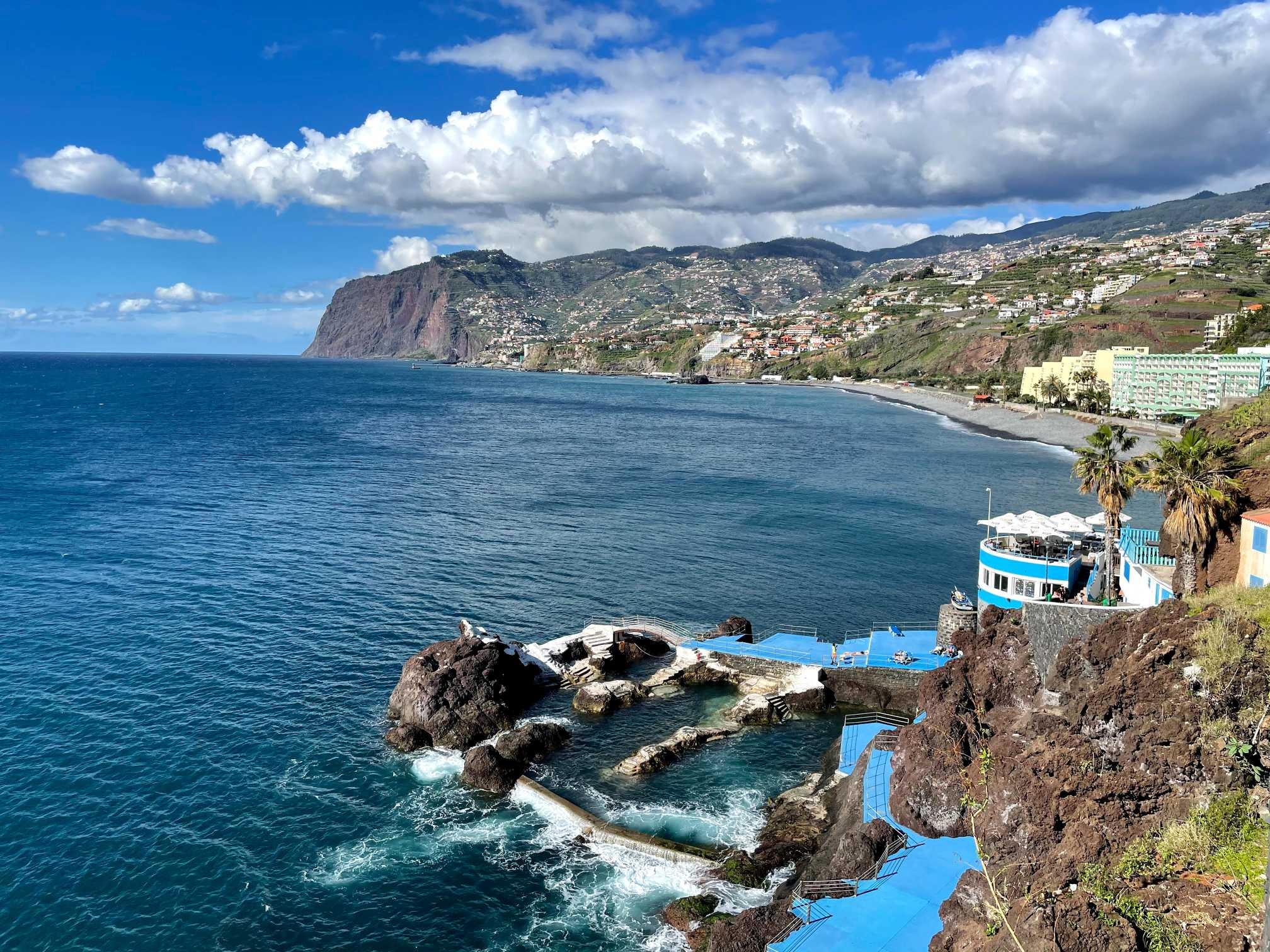 madeira island weather