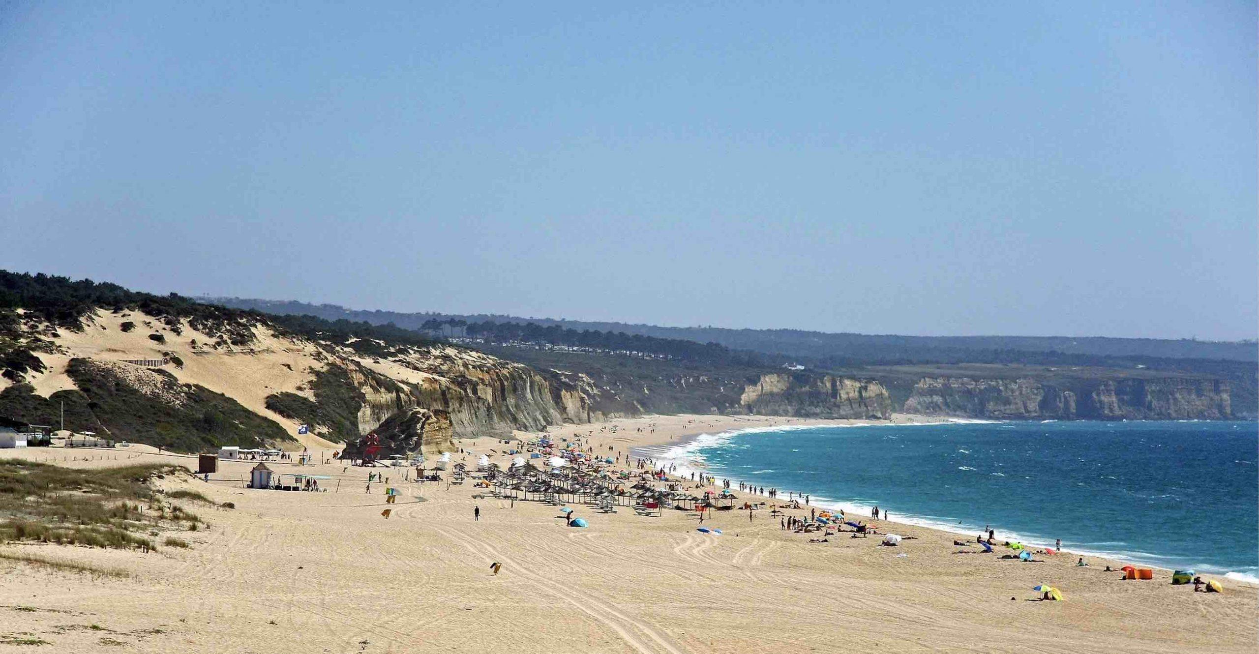 lisbon beaches meco margem sul